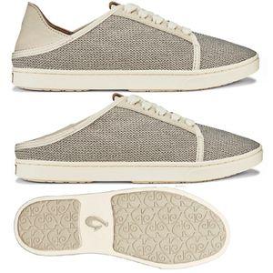 Olukai Women's Pehuea Li Sneakers -Tapa