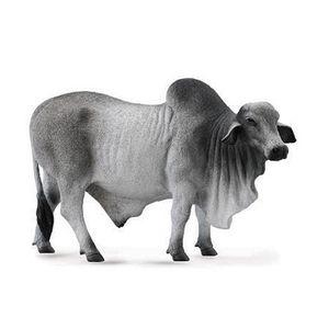 Breyer Corral Pals Grey Brahman Bull