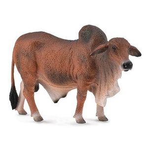 Breyer Corral Pals Red Brahman Bull