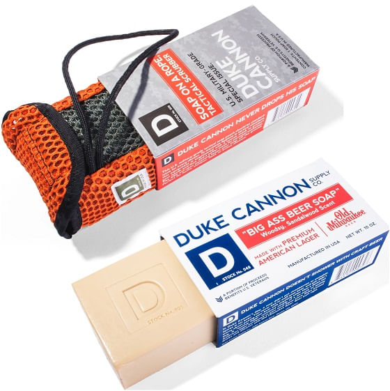 Duke-Cannon-Tactical-Soap-on-a-rope-Bundle-Beer