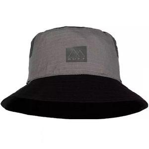 Buff Sun Bucket Hat - Hak Grey