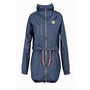 Shires Aubrion Hackney Rain Jacket - Navy