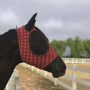 Professionals Choice Comfort fit Fly Mask- Bearpaw