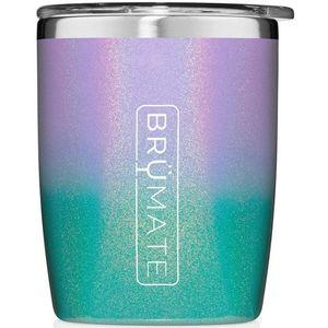 Brumate Rocks 12oz Tumbler - Glitter Mermaid
