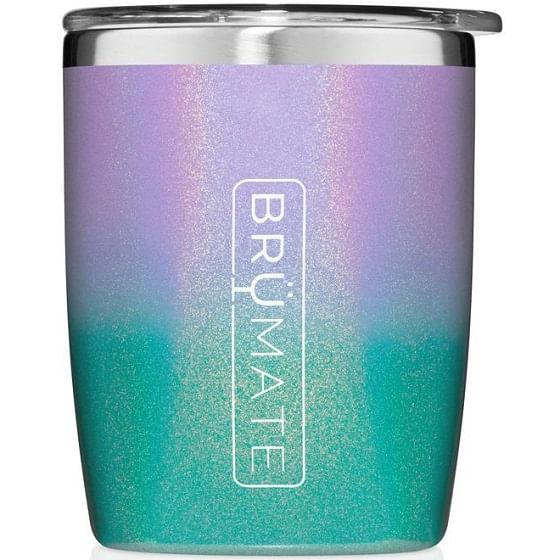 Brumate-Rocks-Tumbler-Glitter-Mermaid
