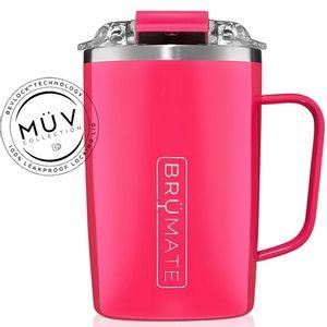 Brumate Toddy 16oz - Neon Pink