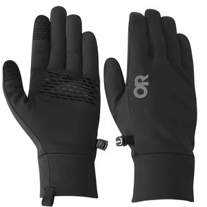 Outdoor Research Essential Midweight Liner Gloves - Black