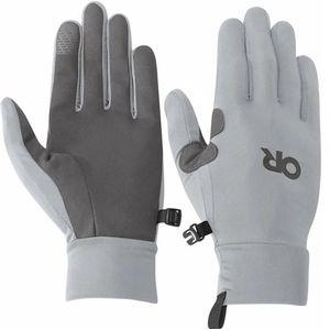 Outdoor Research Essential Lightweight Gloves - Titanium