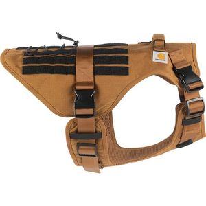 Carhartt Dog Work Harness - Carhartt Brown