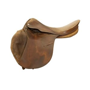 Used Zaldi Jupiter A/p Saddle