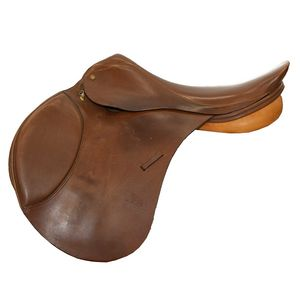 Used Harry Dabbs Close Contact Saddle
