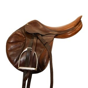Used Forestier Close Contact Saddle