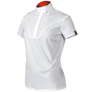 Struck Women's Series 1 Short Sleeve- White