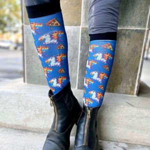 Dreamers & Schemers Knee High Boot Socks - No Bad Days