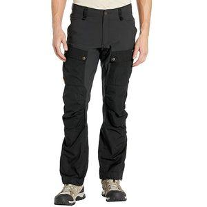 Fjallraven Men's Keb Touring Trousers - Black
