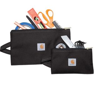 Carhartt Tool Pouches (set of 2) - Black