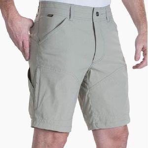 """Kuhl Men's Renegade 8"""" Shorts - Brushed Nickel"""