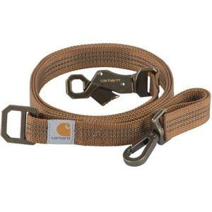 Carhartt Tradesman 6' Dog Leash - Carhartt Brown/Brass