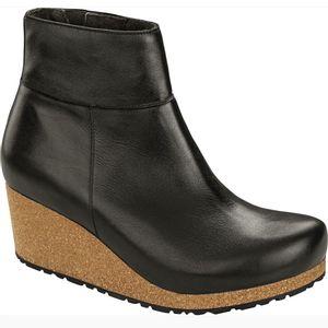 Papillio Birkenstock Ebba Leather Black (1017937)