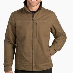 Kuhl Men's Burr Lined Jacket - Khaki