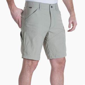 """Kuhl Men's Renegade 12"""" Shorts - Brushed Nickel"""
