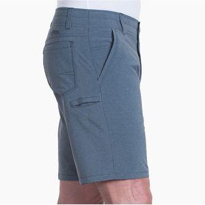 "Kuhl Men's Shift Amfib 12"" Shorts - Pirate Blue"