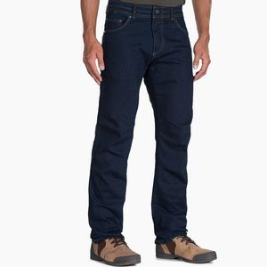 """Kuhl Men's Rydr Jeans 34"""" - Midnight"""