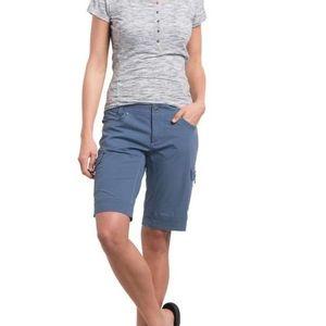 "Kuhl Women's Splash 11"" Shorts - Slate Blue"