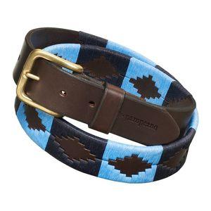 Pampeano Polo Belt- Azules