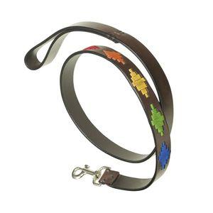 Pampeano Polo Dog Leash- Igualdad