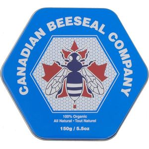 Canadian Beeseal  Natural Wax Leather and Wood Conditioner - 150g