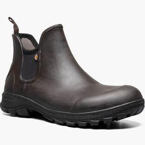 Bogs Men's Sauvie Slip-On Boots - Brown