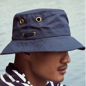 Tilley The Iconic T1 Bucket Hat - Navy