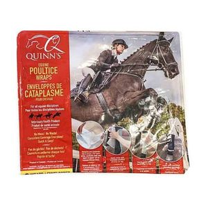 Quinn's Poultice Wraps- 2 Pack