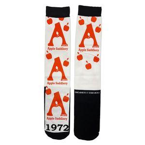 Dreamers & Schemers Apple Saddlery boot Sock