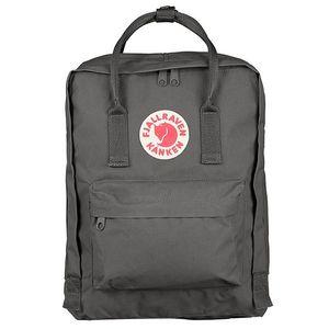 Fjallraven Kanken Backpack - Super Grey