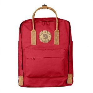 Fjallraven Kanken No. 2 Backpack - Deep Red