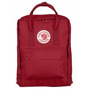 Fjallraven Kanken Backpack - Deep Red