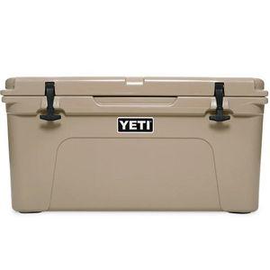 Yeti Tundra 65  Hard Cooler - Tan