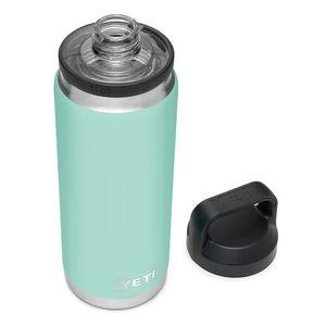 Yeti Rambler 26oz Bottle with Chug Cap - Seafoam