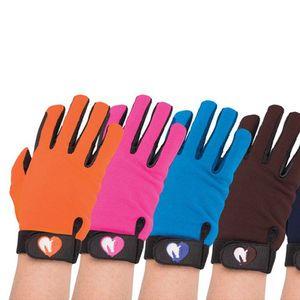 Loveson All Weather Gloves - Orange