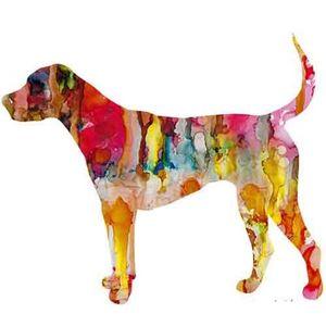 Hannah Hicks Art Cards - Dog