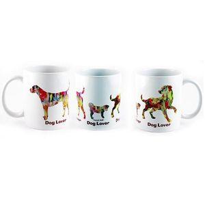 Hannah Hicks Art - Dog Lover Mug