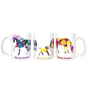 Hannah Hicks Art - Horse Lover Mug