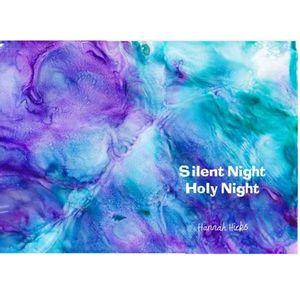 Hannah Hicks Art Cards - Christmas Silent Night