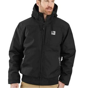 Carhartt Men's Yukon Extremes Loose Fit Insulated Active Jacket - Black
