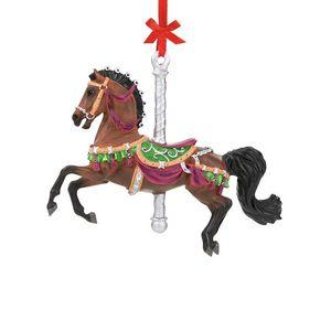 Breyer Herald 2021 Carousel Ornament